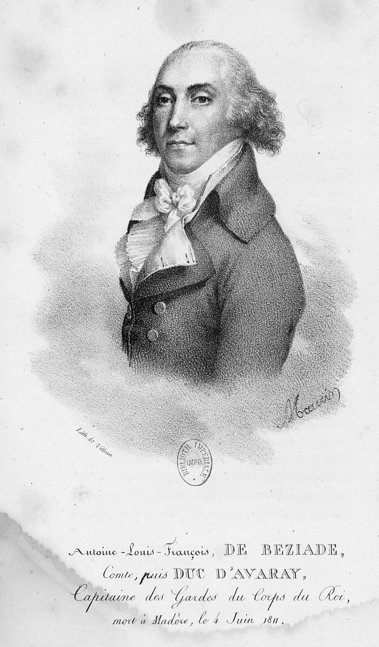 Louis-Stanislas, comte de Provence, et futur roi Louis XVIII - Page 9 Comte_24