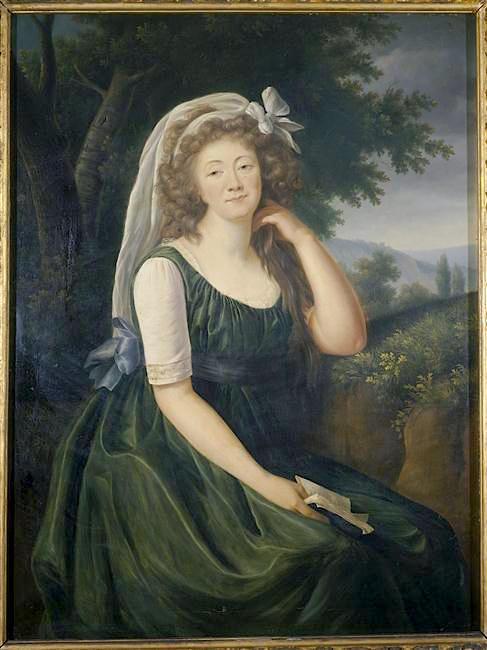 Portraits de la comtesse du Barry par (et d'après) Elisabeth Vigée Le Brun Comtes12