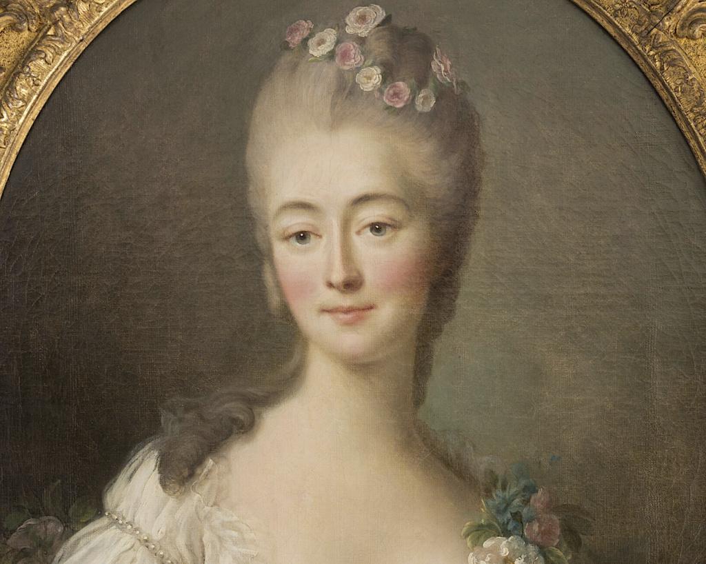 Portraits de Madame du Barry par François-Hubert Drouais - Page 3 Comtes13