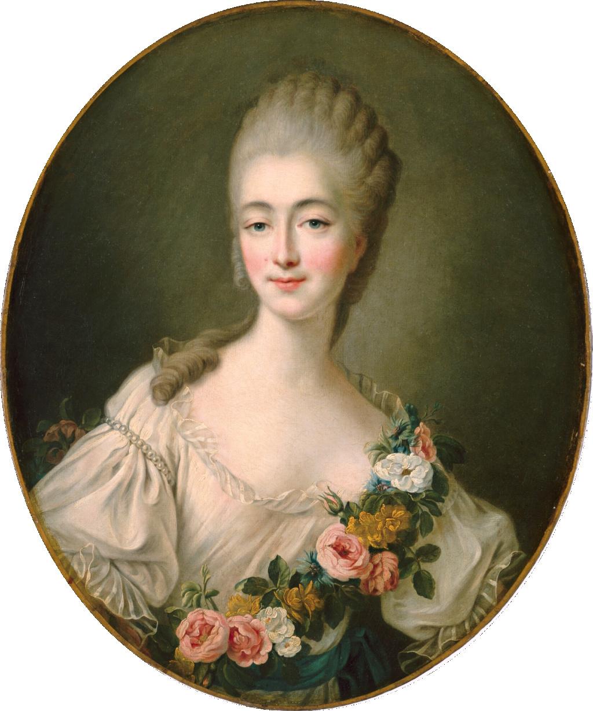 Portraits de Madame du Barry par François-Hubert Drouais - Page 4 Comtes15
