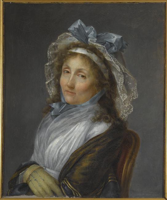 La peinture des fleurs : Sophie de Fuligny-Damas, marquise de Grollier Comtes17