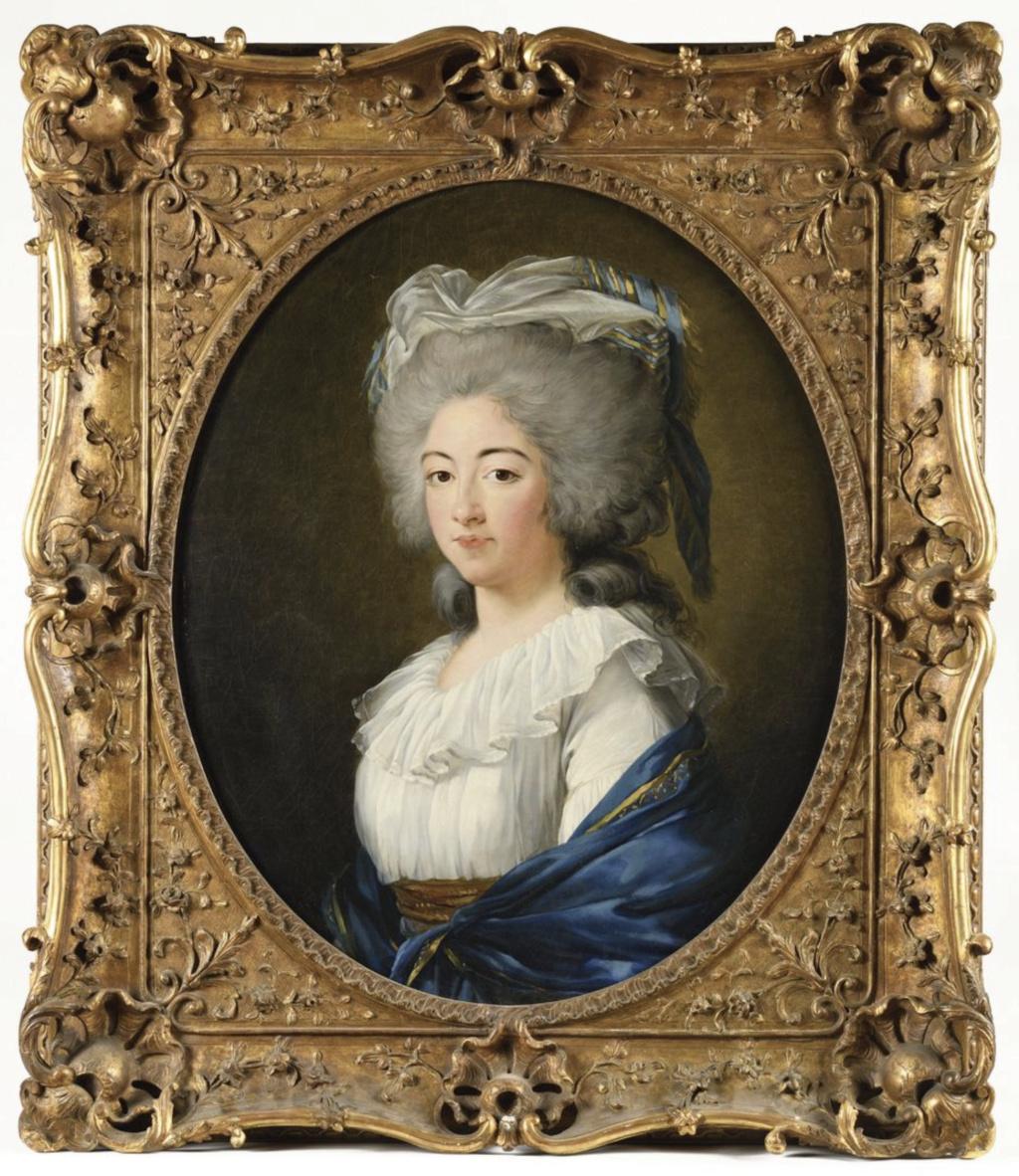 Marie-Joséphine de Savoie, comtesse de Provence - Page 11 Comtes19