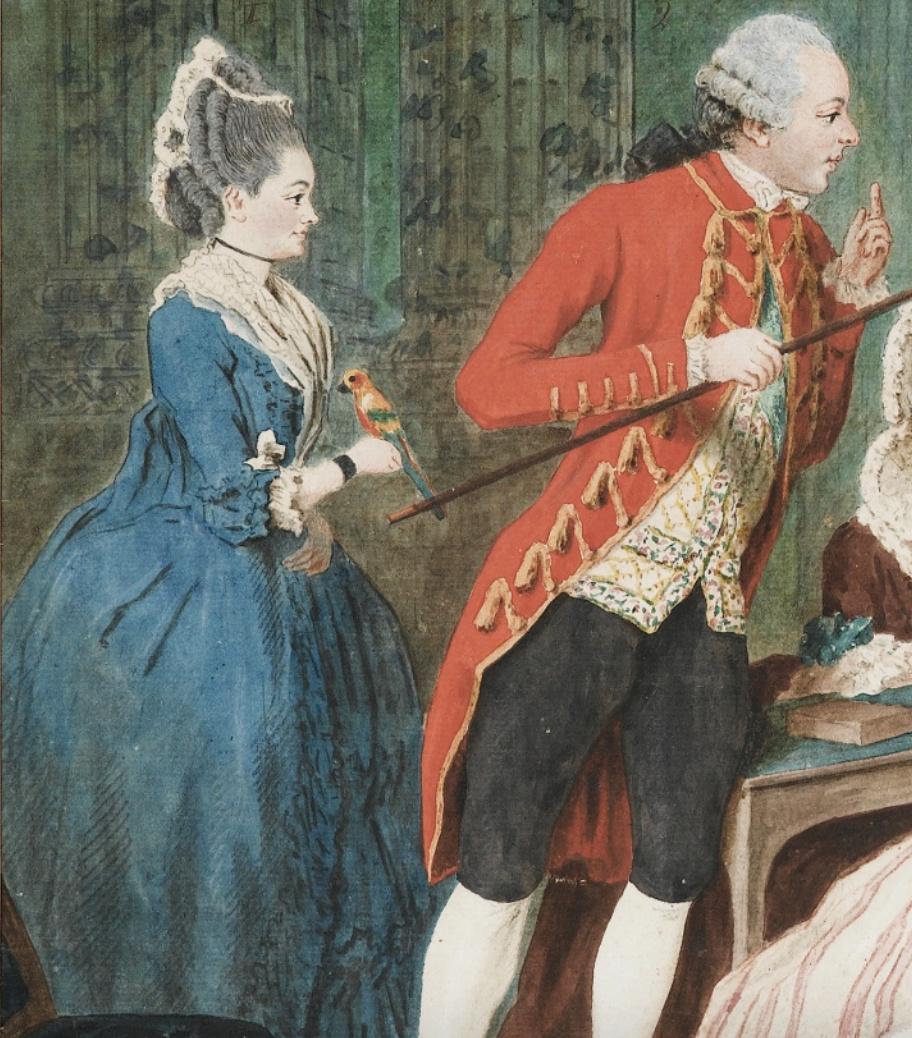 Louis Carrogis, dit Louis de Carmontelle ou Carmontelle Comtes21
