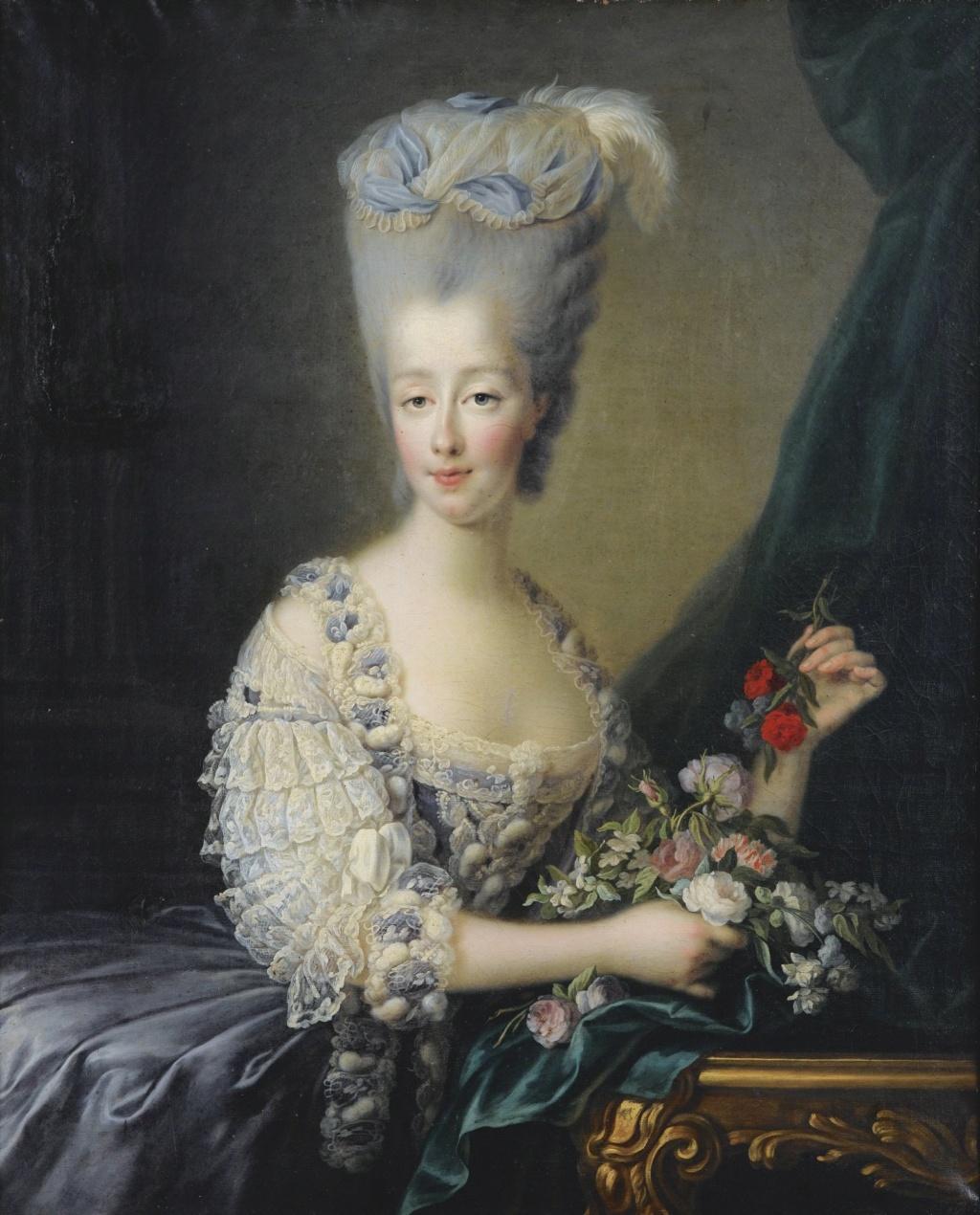 Marie-Thérèse de Savoie, comtesse d'Artois - Page 2 Comtes25
