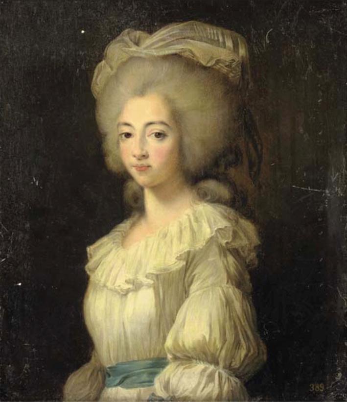 Marie-Joséphine de Savoie, comtesse de Provence - Page 8 Comtes33