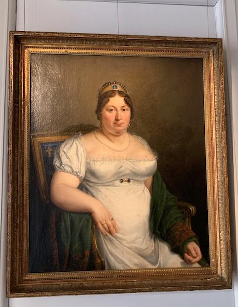 Exposition « L'anti Marie-Antoinette : Marie-Joséphine Louise de Savoie » à la chapelle expiatoire Comtes45