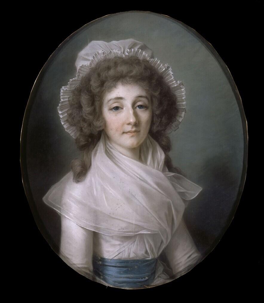 Louise d'Esparbès de Lussan, comtesse de Polastron Comtes49