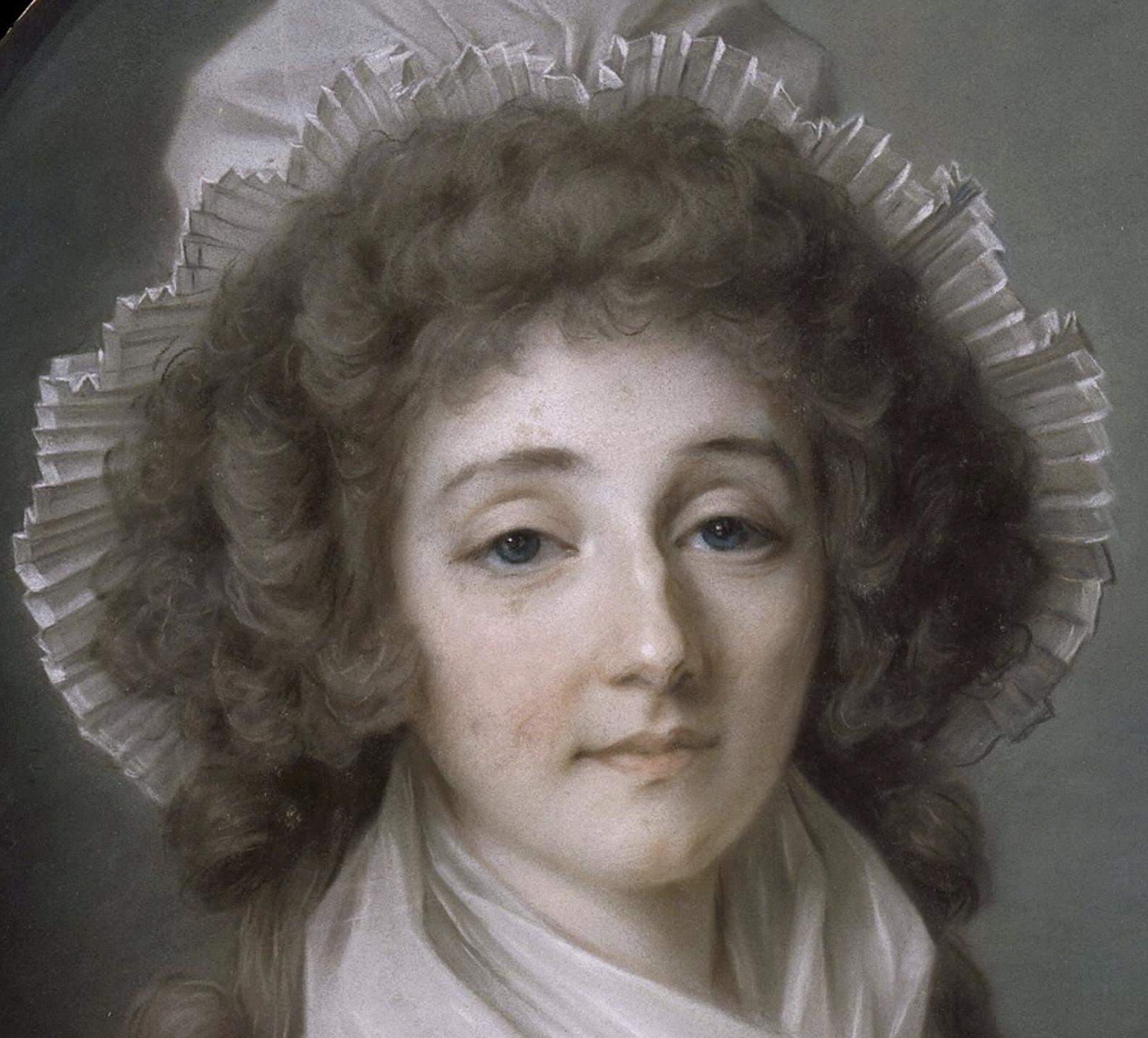 Louise d'Esparbès de Lussan, comtesse de Polastron Comtes50
