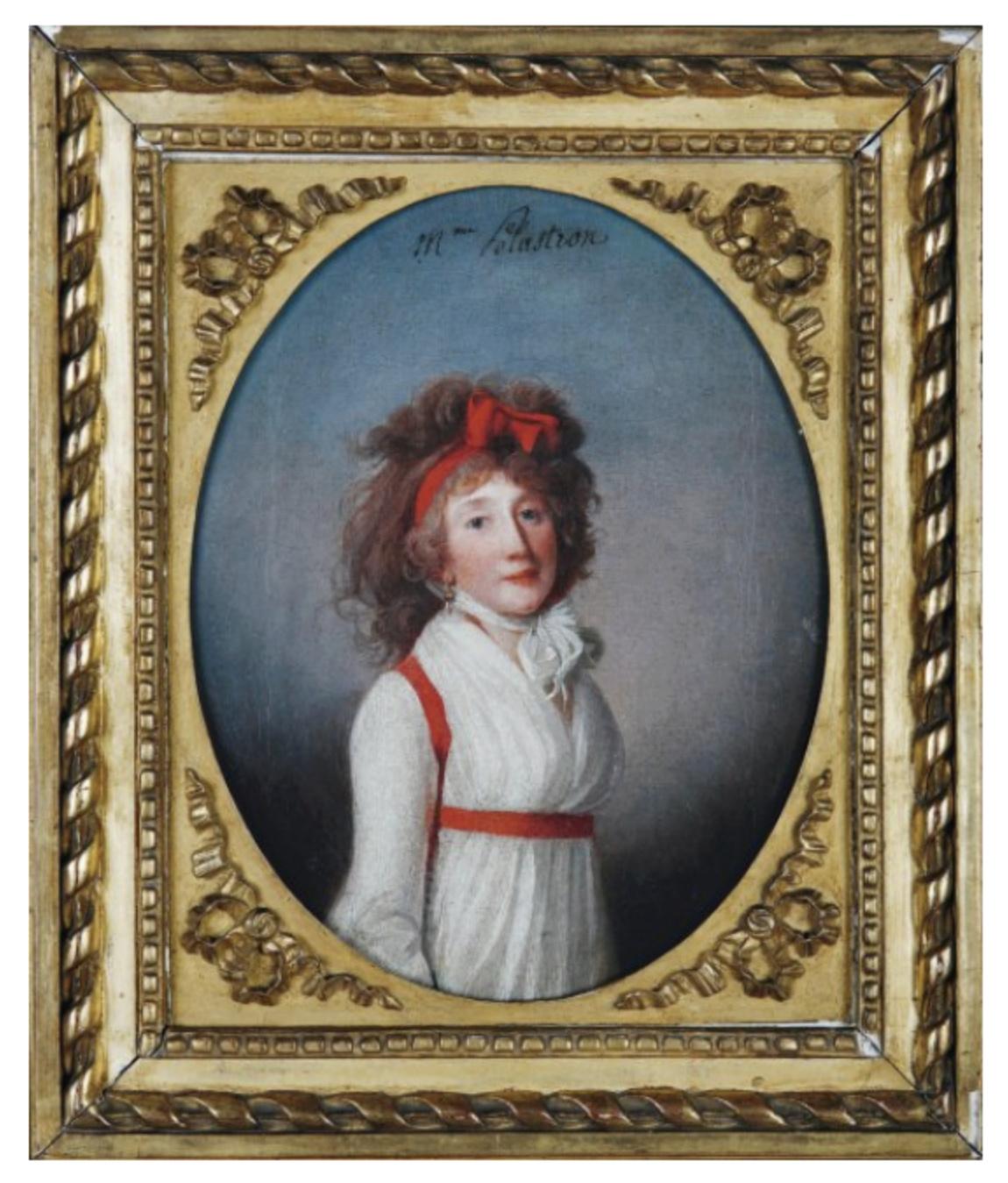 Louise d'Esparbès de Lussan, comtesse de Polastron Comtes51