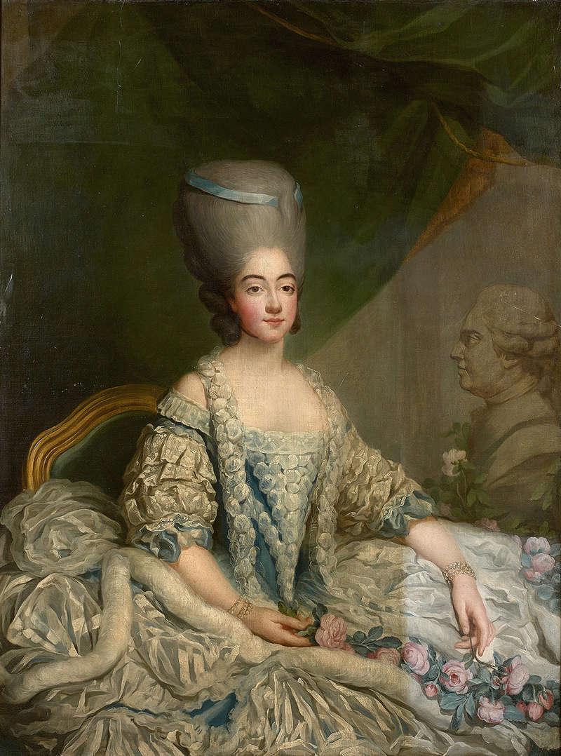 Marie-Joséphine de Savoie, comtesse de Provence - Page 10 Comtes52