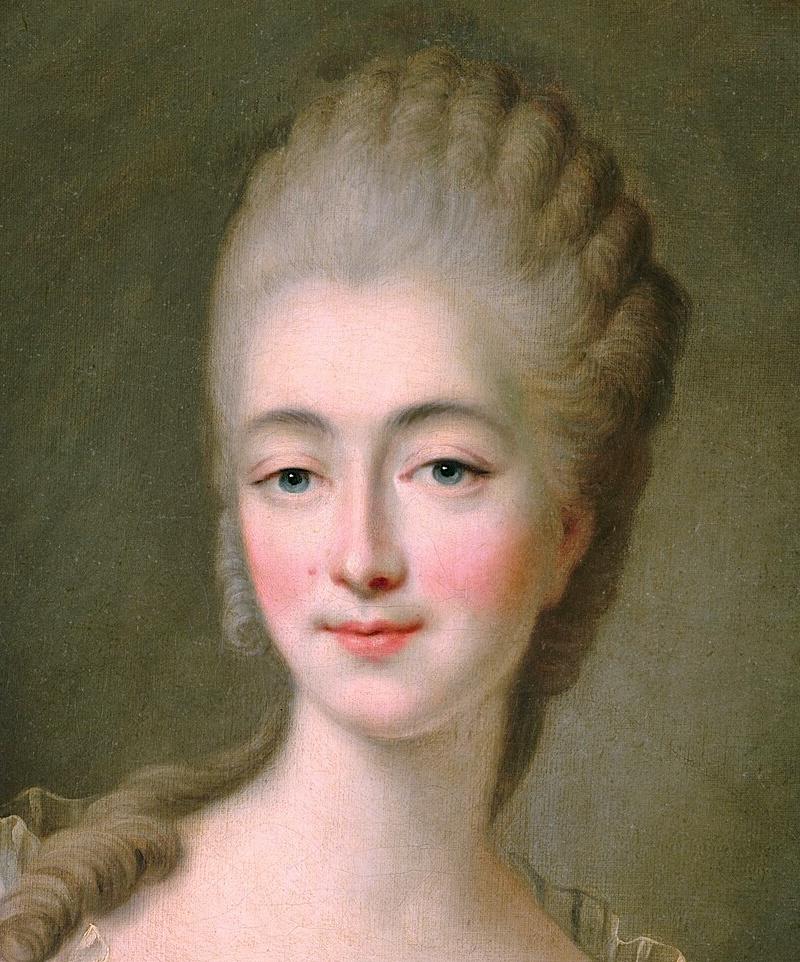 Portraits de Madame du Barry par François-Hubert Drouais - Page 4 Comtes54