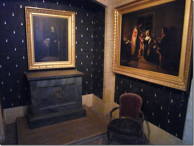 Portraits de Marie-Antoinette dans les prisons du Temple et de la Conciergerie - Page 4 Concer10