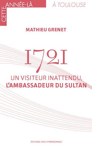 Yirmisekiz-Mehmed Çelebi Efendi - Ambassadeur de la Sublime Porte en visite en France de 1720 à 1721 Couvme10
