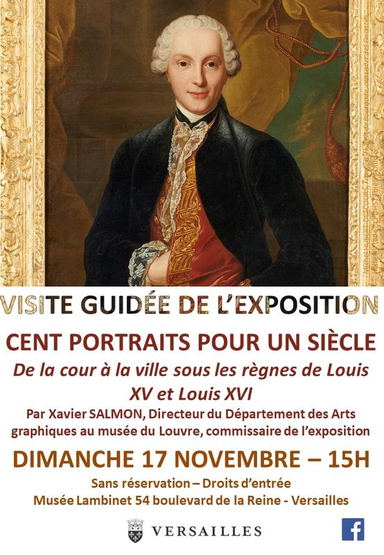 Cent portraits pour un siècle. Exposition au Musée Lambinet (Versailles) et Palais Lascaris (Nice) Csm_2010