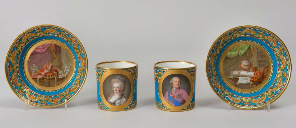 Divers portraits de Marie-Antoinette : miniatures du XVIIIe siècle (dont artistes non attribués) - Page 4 Cup-sa10
