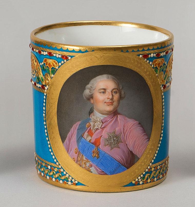 Divers portraits de Marie-Antoinette : miniatures du XVIIIe siècle (dont artistes non attribués) - Page 4 Cup-sa12