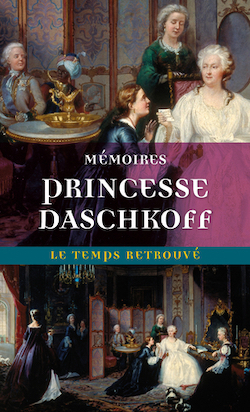 La princesse Daschkoff (Dachkov), dame d'honneur de Catherine II D2343411