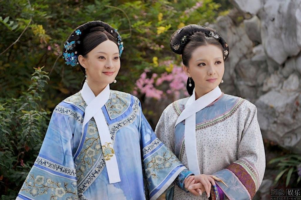 Série : The Legend of Zhen Huan (Empresses in the Palace), les atours de l'aristocratie chinoise au XVIIIe siècle D4eb1e11