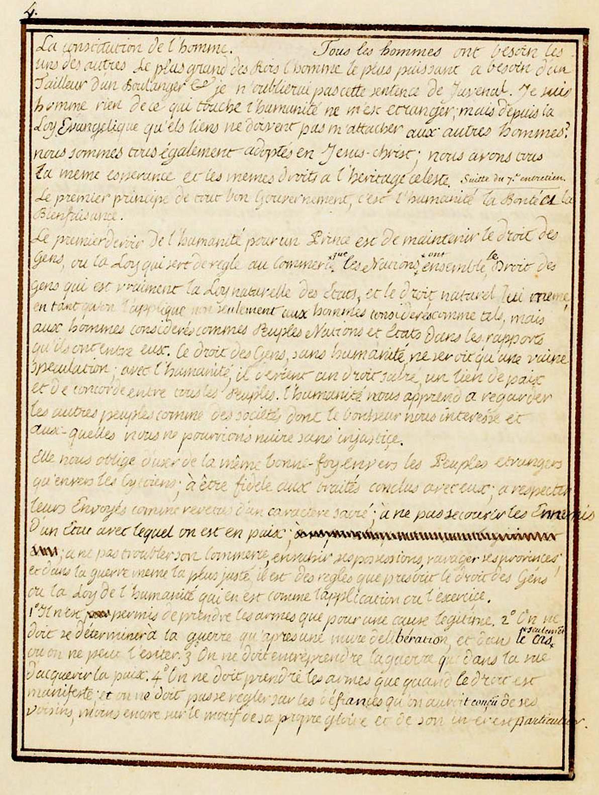 Le Journal du roi Louis XVI et ses Reflexions sur ses entretiens avec Mr le Duc de la Vauguyon Dafanc41