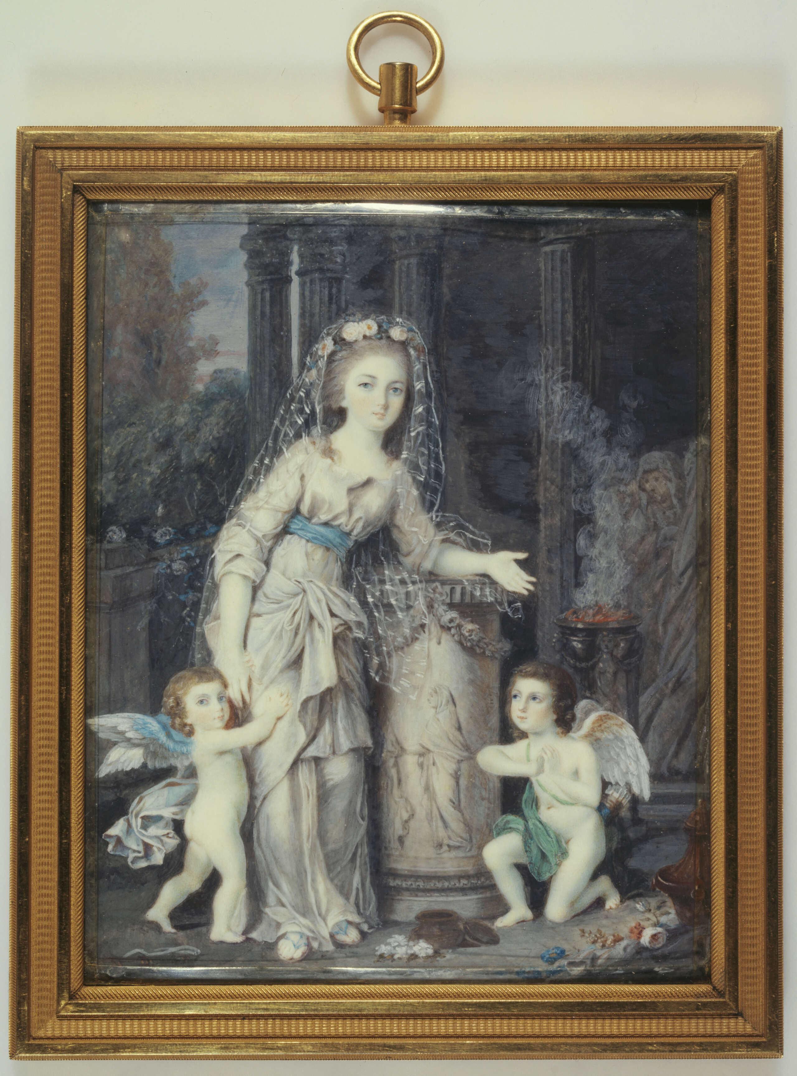 Aglaé de Polignac duchesse de Guiche - Page 2 Daglae10