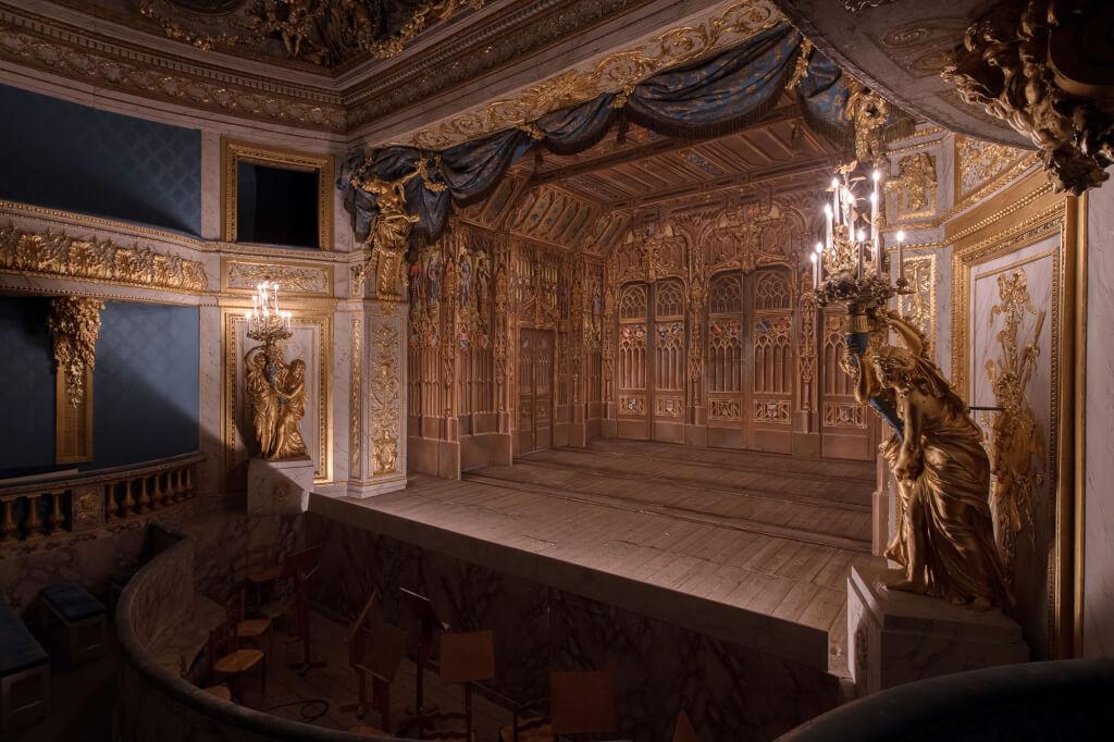 Le Théâtre de la reine (Trianon) : de la Révolution à la fin du XIXe siècle Dans-l10