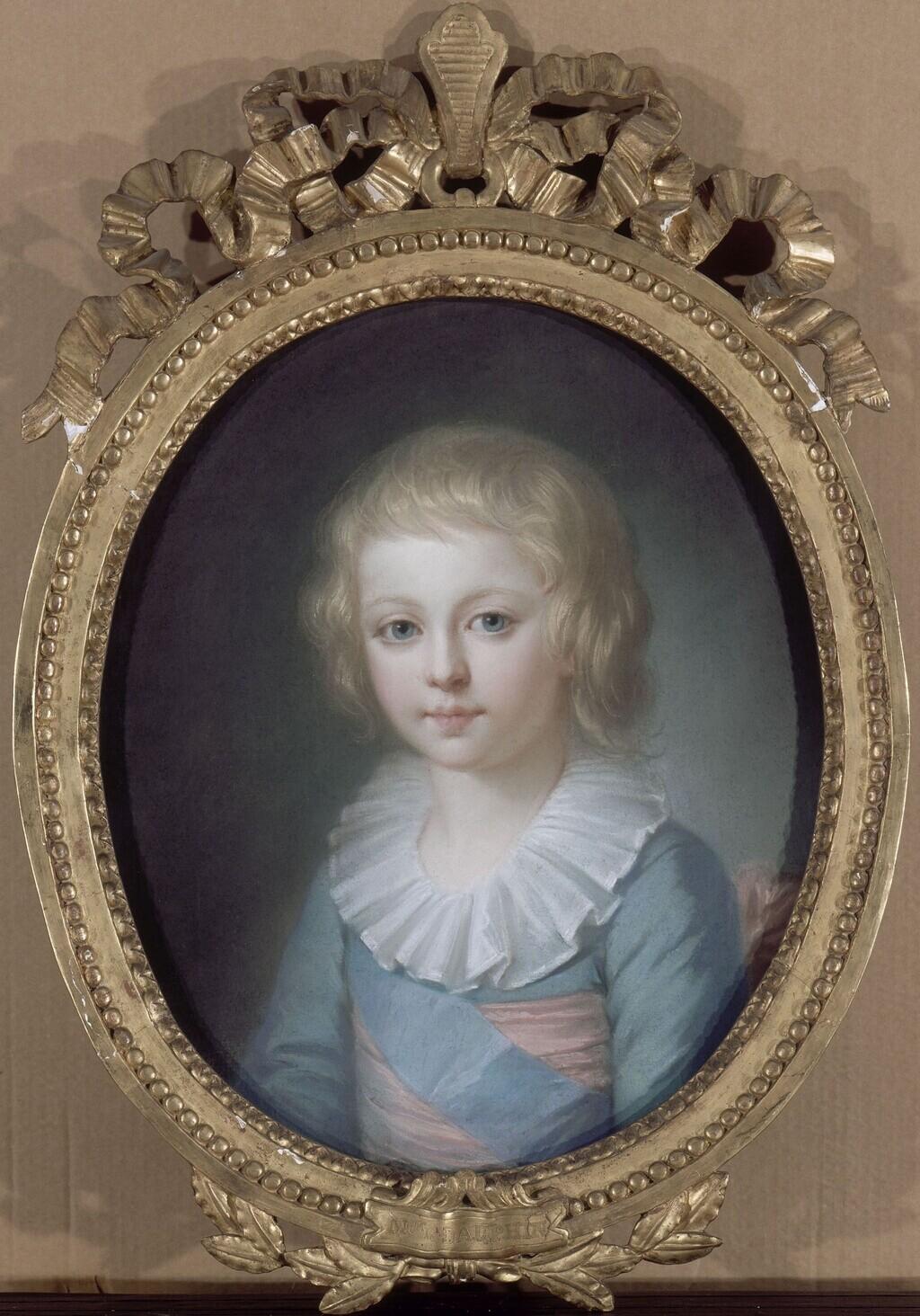 Louis-Joseph de France, premier Dauphin Dauphi10
