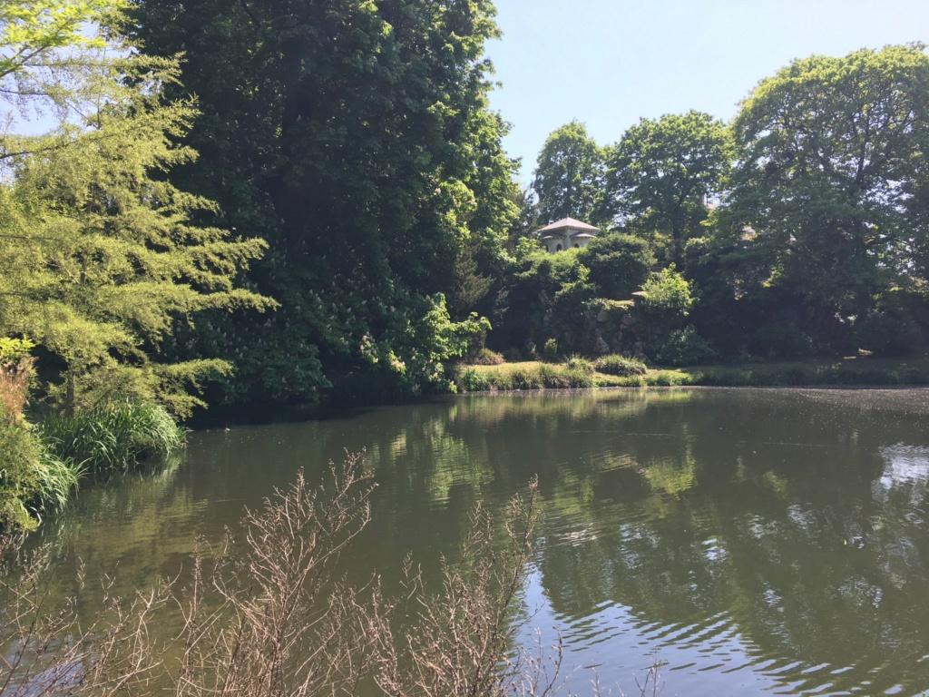 Le parc et le pavillon du comte de Provence et de la comtesse de Balbi à Versailles, aujourd'hui Parc Balbi Dcbynv10