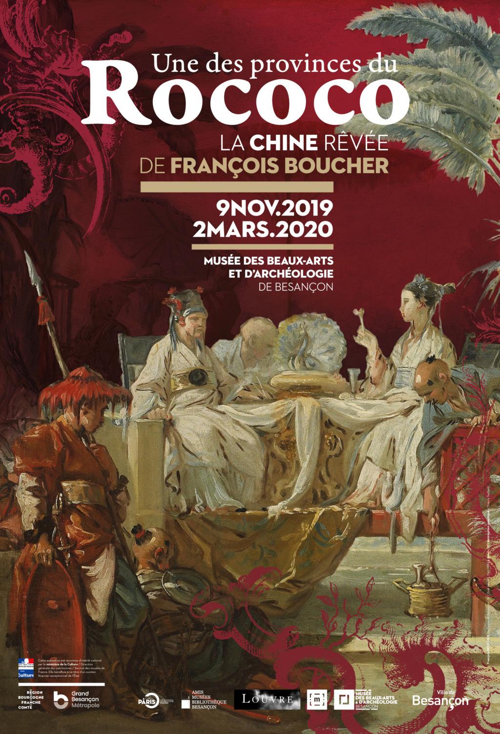 Exposition : Une des provinces du Rococo, la Chine rêvée de François Boucher (MBAA de Besançon) Decaux10