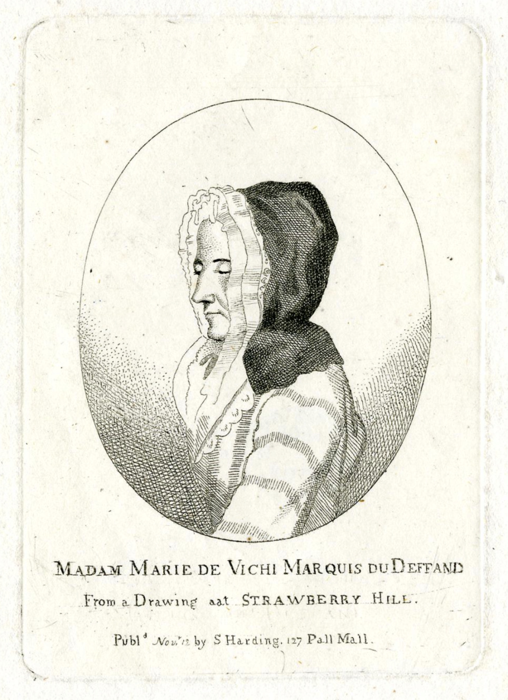 Marie de Vichy-Chamrond (ou Champrond), marquise du Deffand - Page 3 Deffan11
