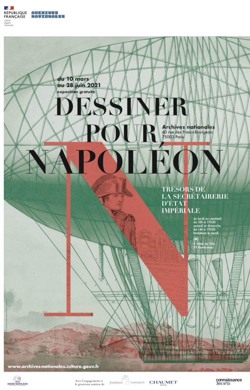 Expositions et évènements : 2021, année Napoléon. Bicentenaire de la mort de l'empereur Napoléon Ier.  - Page 2 Dessin14