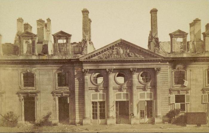 Meudon - Le château de Meudon Destru10
