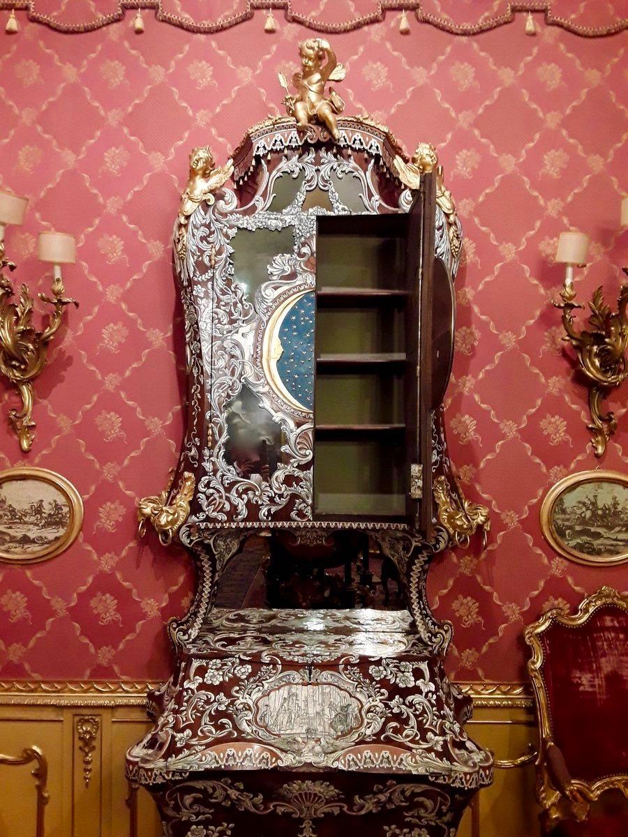 Visite de la Fondation Accorsi - Ometto, musée des arts décoratifs (Turin) : le Cognacq-Jay turinois Dkt0wq10