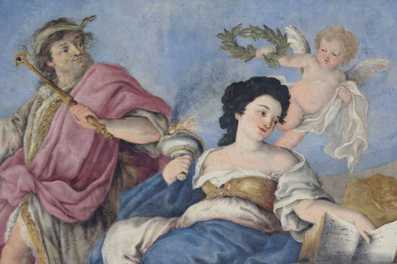 Le Palais Madame à Turin (Palazzo Madama, Torino) Domeni10