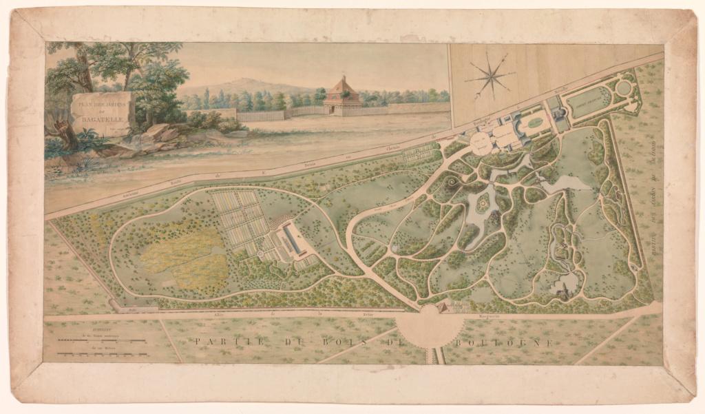"""Le château de Bagatelle : la """" folie """" du comte d'Artois - Page 3 Dp-13710"""