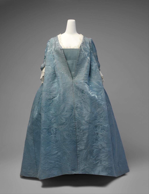 Les robes de grossesse au XVIIIème siècle Dp230910