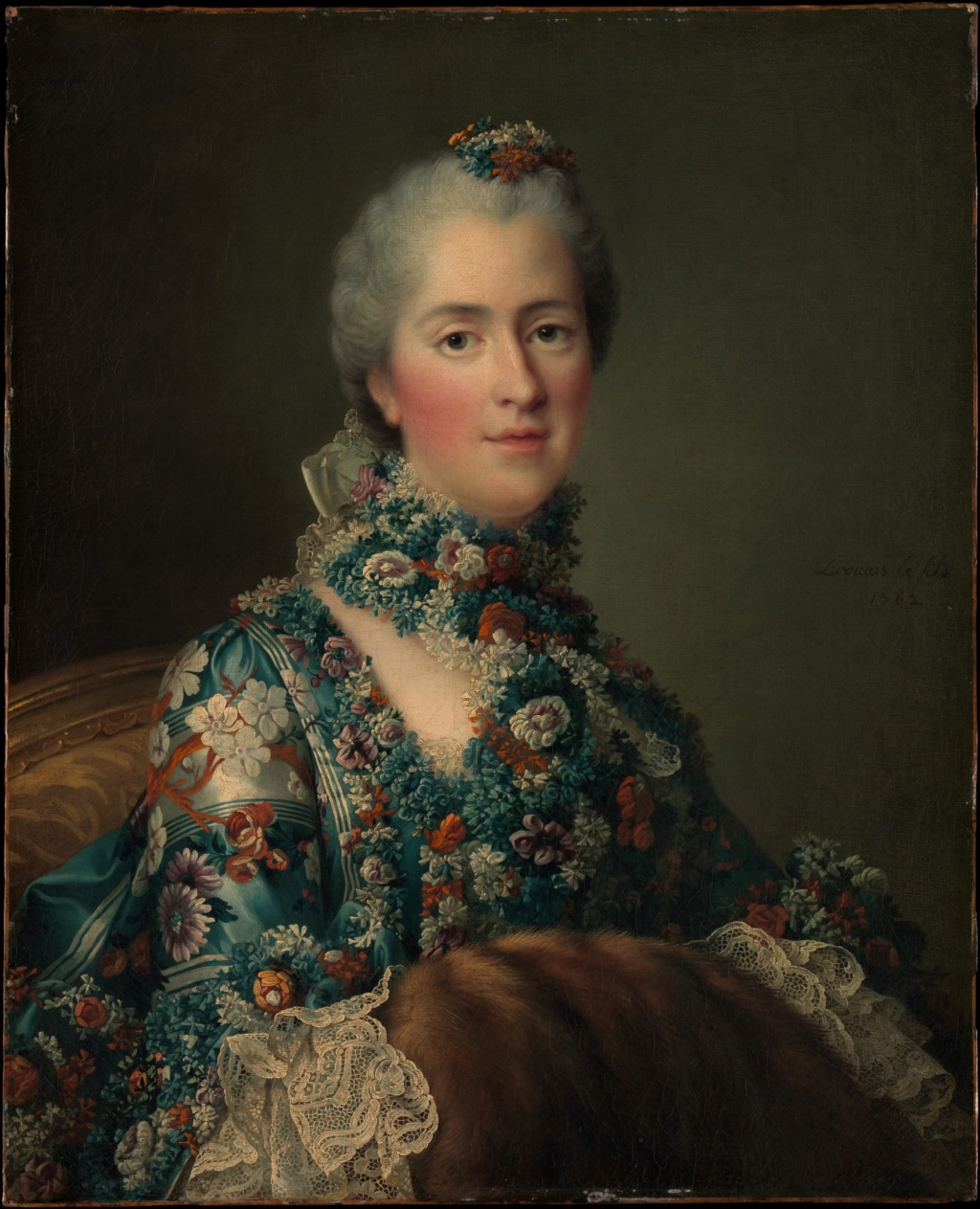 Sophie de France, dite Madame Sophie, tante de Louis XVI Dp323311