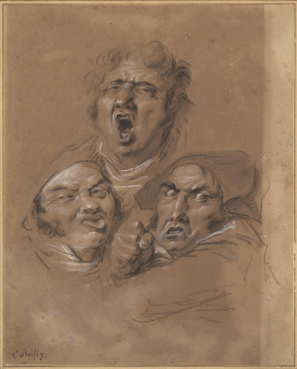 Louis-Léopold Boilly : peintre de la société parisienne de Louis XVI à Louis-Philippe Dp827210