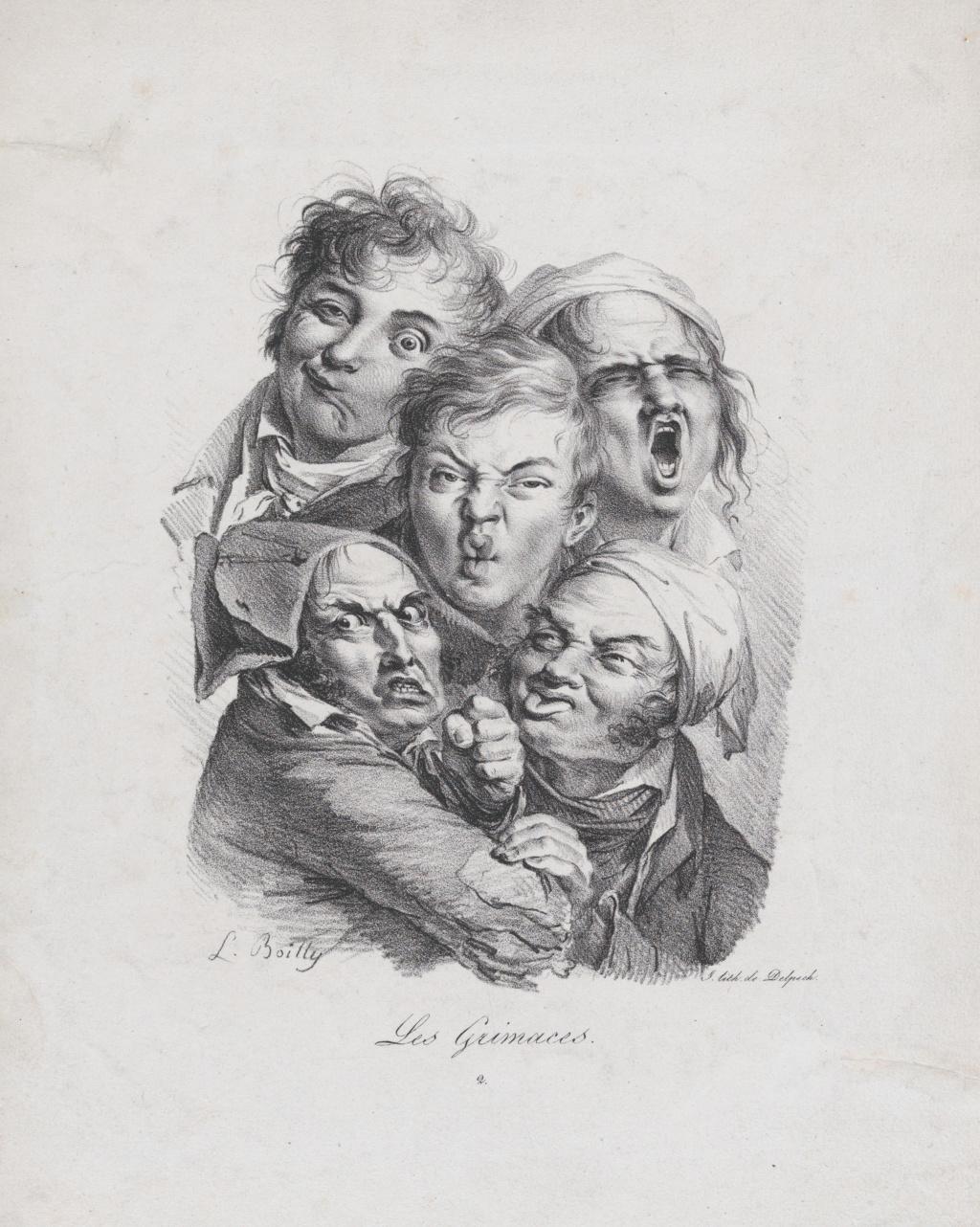 Louis-Léopold Boilly : peintre de la société parisienne de Louis XVI à Louis-Philippe Dp874310