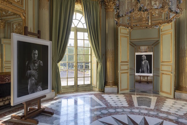 Art contemporain à Versailles : Hiroshi Sugimoto au domaine de Trianon  Dposza10