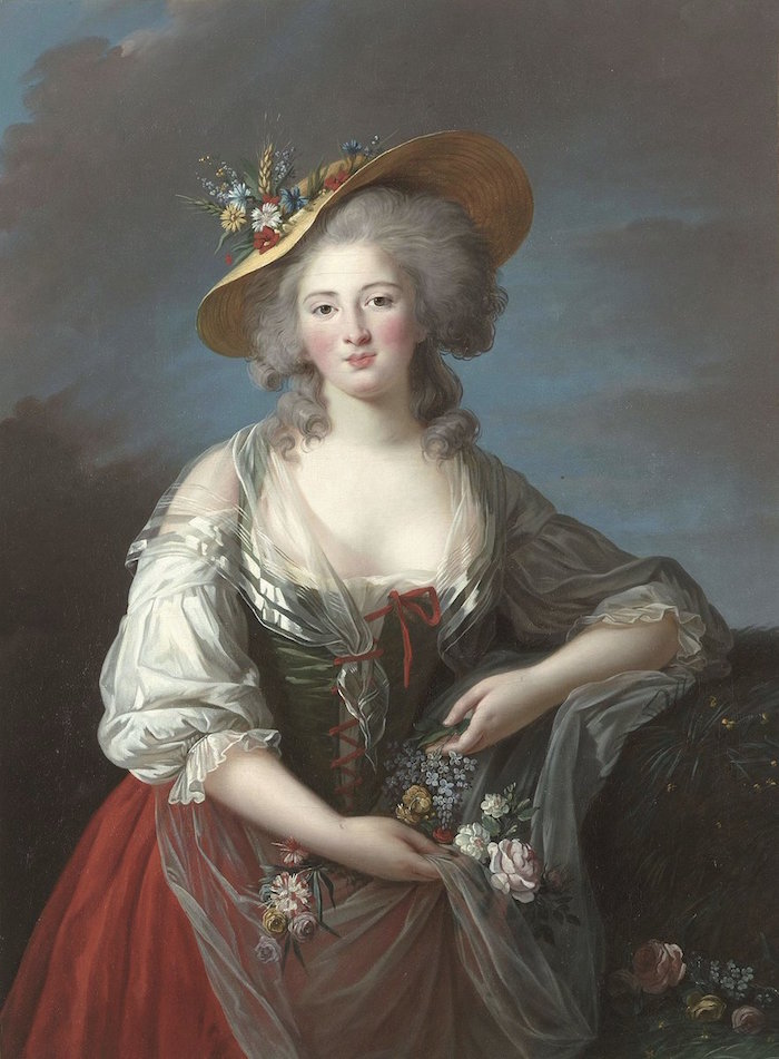 Elisabeth - Madame Élisabeth, sœur  de Louis XVI - Page 6 Dppnb610