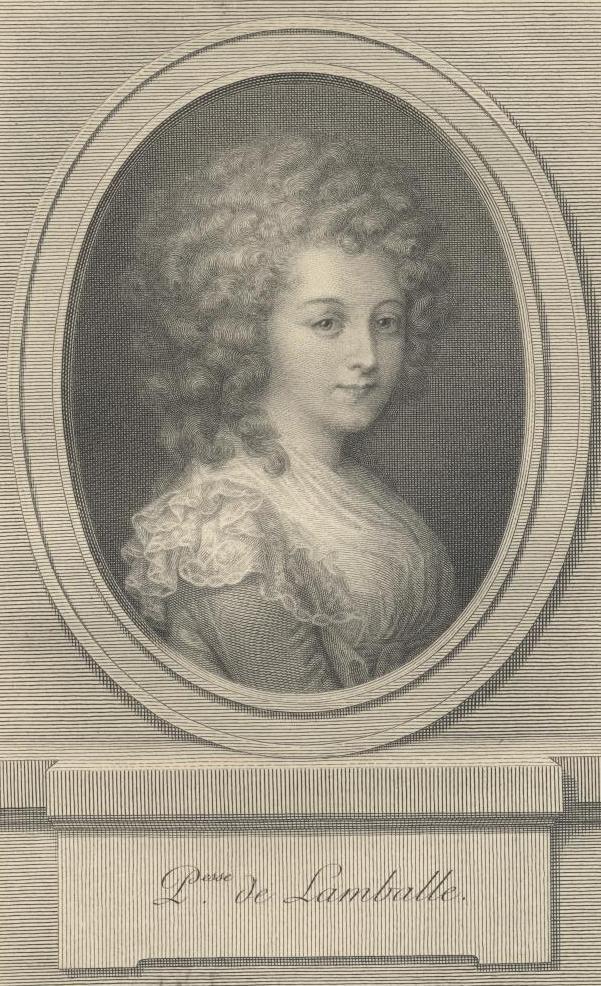 Portraits de la princesse de Lamballe - Page 10 Drawin11