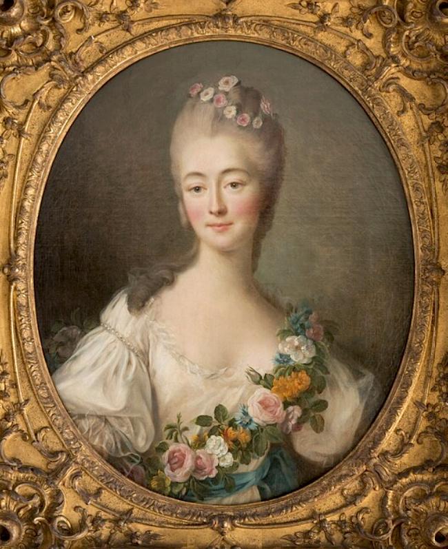 Portraits de Madame du Barry par François-Hubert Drouais - Page 3 Drouai10