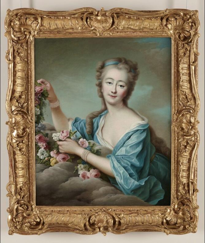 Portraits de Madame du Barry par François-Hubert Drouais - Page 3 Drouai11