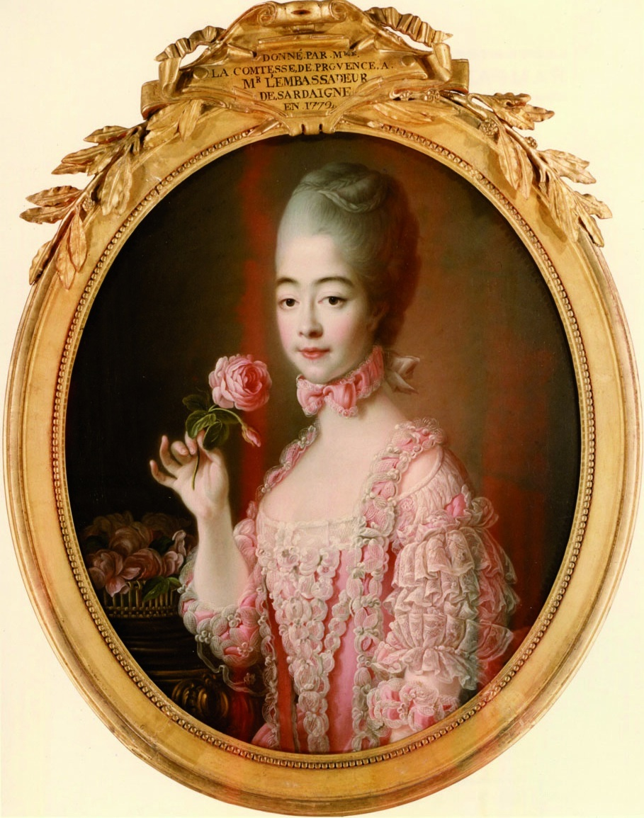 Marie-Joséphine de Savoie, comtesse de Provence - Page 8 Drouai16