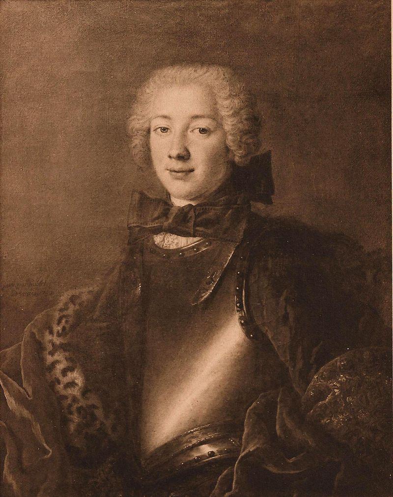Les Drouais, artistes peintres de père en fils : Jean, Hubert, François-Hubert et Jean-Germain Drouais Drouai22