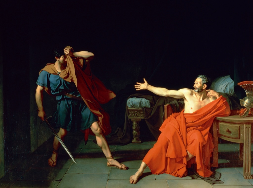 Les Drouais, artistes peintres de père en fils : Jean, Hubert, François-Hubert et Jean-Germain Drouais Drouai28