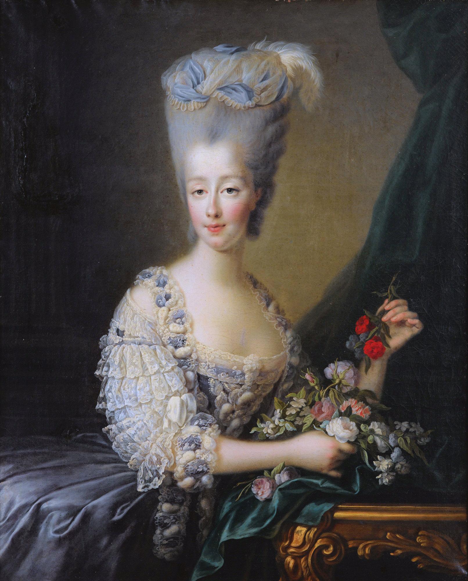 Marie-Thérèse de Savoie, comtesse d'Artois - Page 4 Drouai33