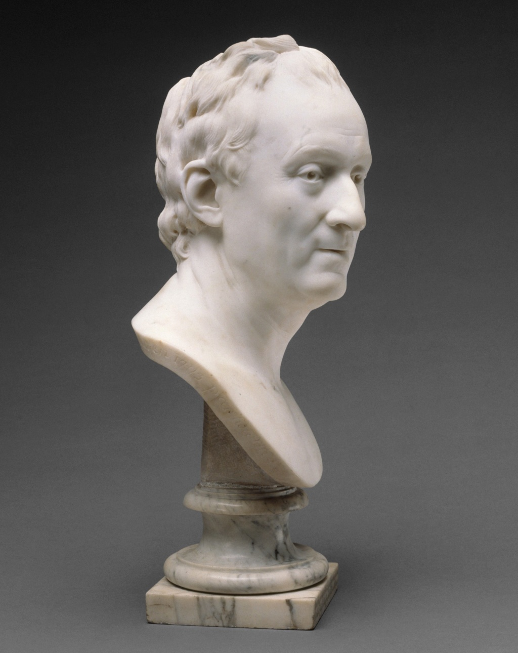 Jean-Antoine Houdon, le sculpteur des Lumières Dt262410