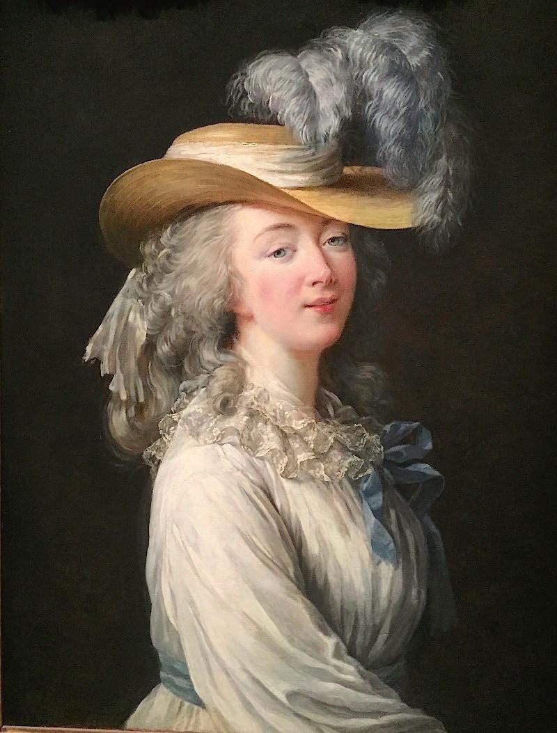 Portraits de la comtesse du Barry par (et d'après) Elisabeth Vigée Le Brun Du_bar10