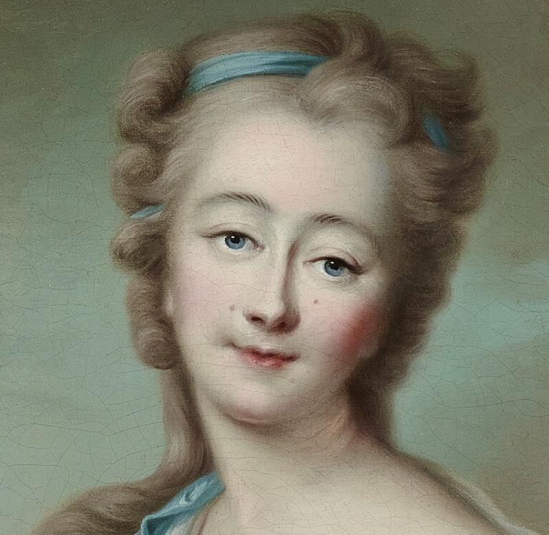 Portraits de Madame du Barry par François-Hubert Drouais - Page 3 Du_bar11